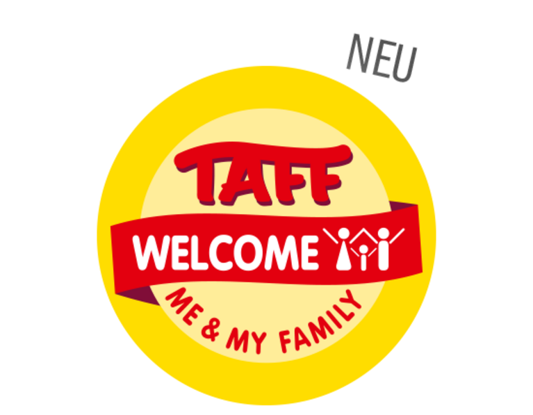 Logo TAFF WELCOME